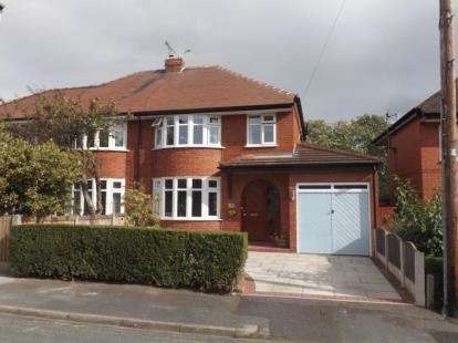 3 Bedrooms Semi Detached House for sale in Halton Road, Great Sankey, Warrington, Cheshire