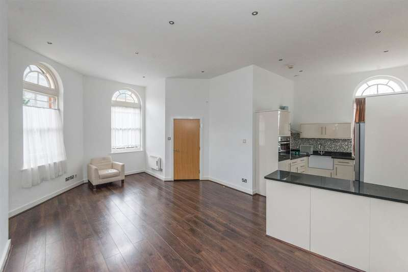 2 Bedrooms Property for sale in Chapel West, Scotland Street, Sheffield