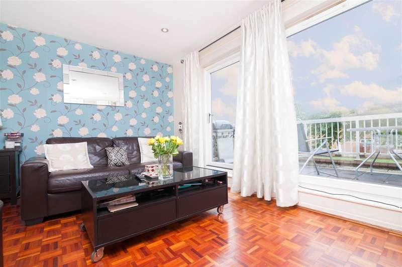 3 Bedrooms Flat for sale in Pellerin Road, London