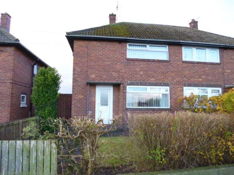 2 Bedrooms Semi Detached House for sale in Woodhouse Lane, Bishop Auckland
