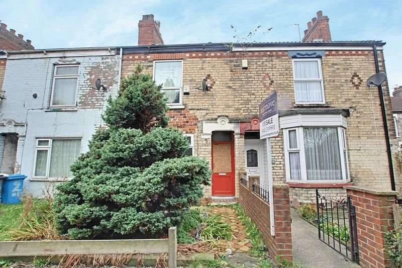 2 Bedrooms Terraced House for sale in Henley Villas, Hull