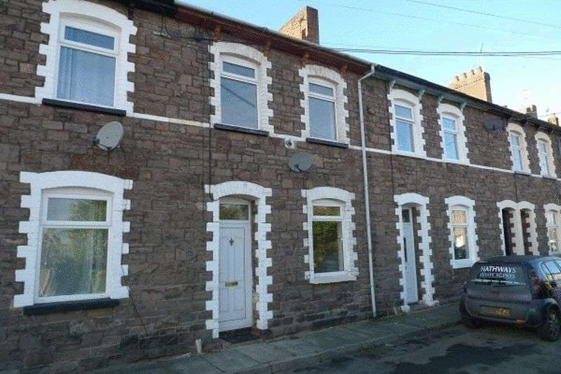 2 Bedrooms Terraced House for sale in Park Street, Pontypool