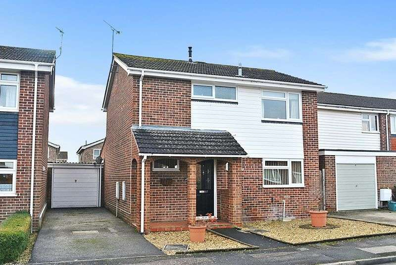 3 Bedrooms Detached House for sale in Colne Close, Grove
