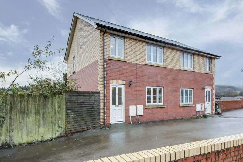 5 Bedrooms Semi Detached House for sale in Tregwilym Road, Newport