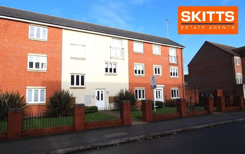 2 Bedrooms Flat for sale in Ardgowan Grove, Wolverhampton