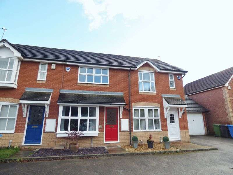 2 Bedrooms Mews House for sale in Hadleigh Close, Gt. Sankey, Warrington