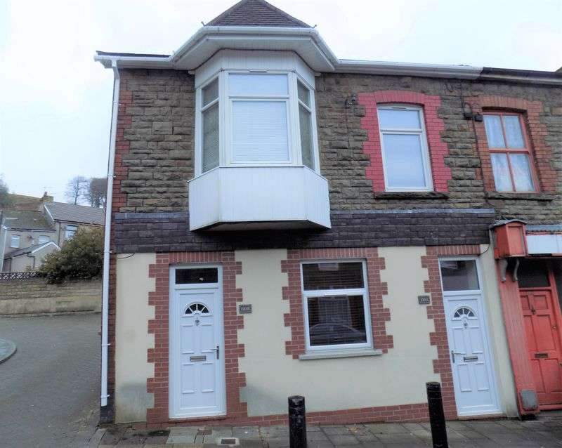 2 Bedrooms Flat for sale in Commercial Street, Caerphilly