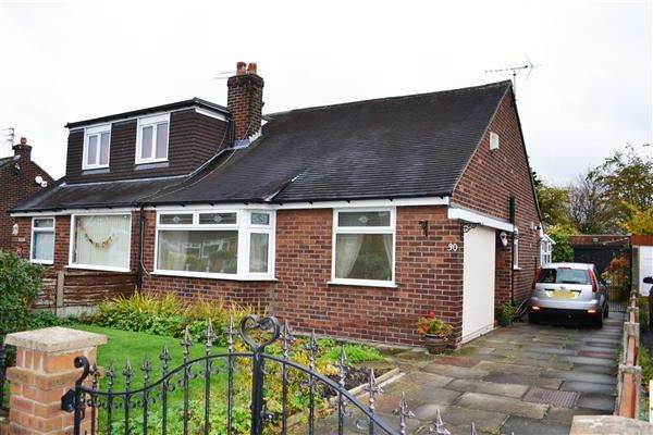 2 Bedrooms Semi Detached Bungalow for sale in Landside, Leigh