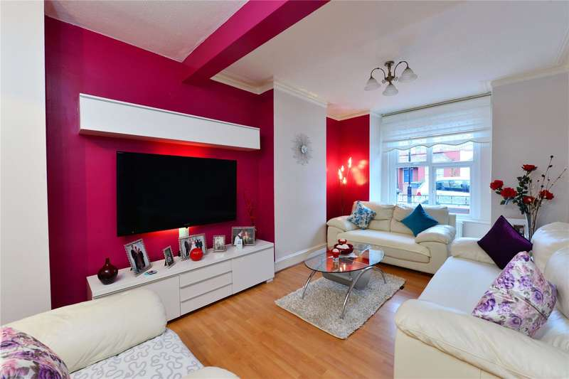 2 Bedrooms Terraced House for sale in Farrant Avenue, London, N22