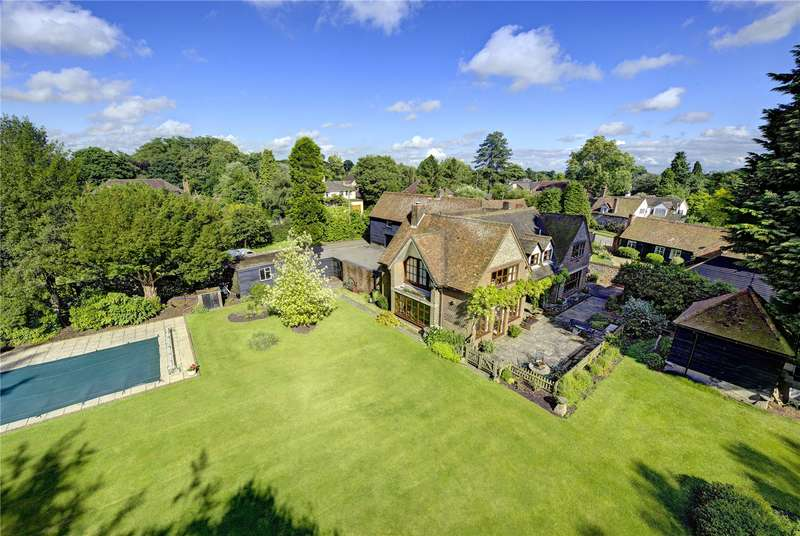 6 Bedrooms House for sale in Little Frieth, Frieth, Henley-on-Thames, Buckinghamshire, RG9