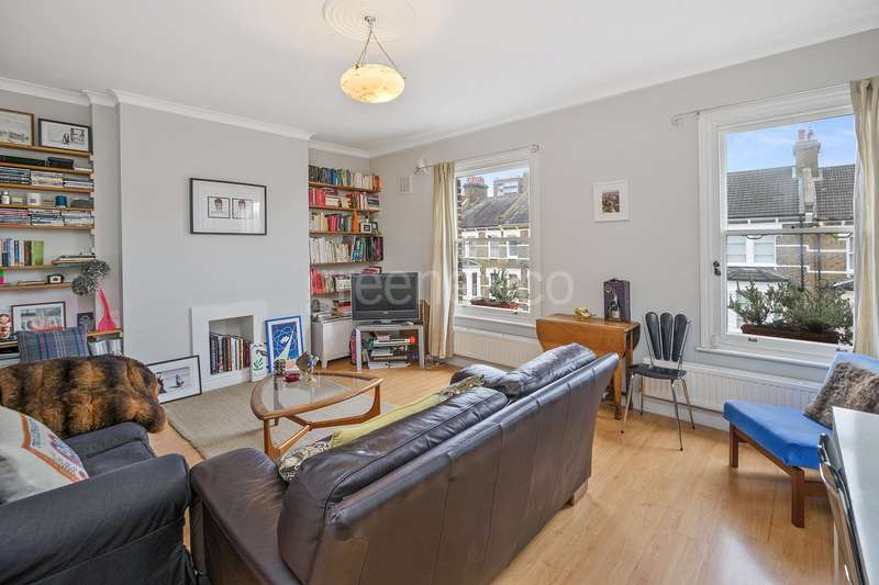 2 Bedrooms Maisonette Flat for sale in Ashmore Road, Maida Vale, London, W9
