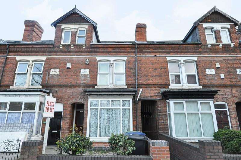 4 Bedrooms Terraced House for sale in Pershore Road, Selly Park, Birmingham