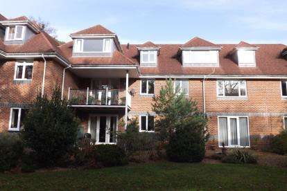 2 Bedrooms Flat for sale in Bassett, Southampton
