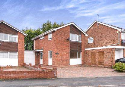 4 Bedrooms Detached House for sale in Digby Road, Evesham, Worcestershire, .