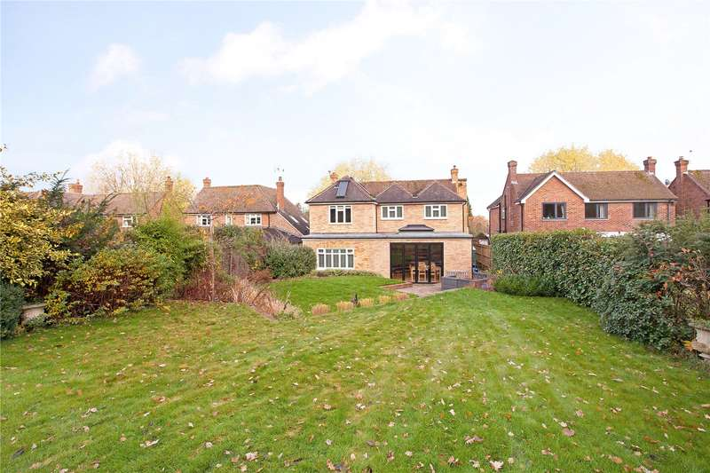 4 Bedrooms Detached House for sale in Walker Road, Maidenhead, Berkshire, SL6