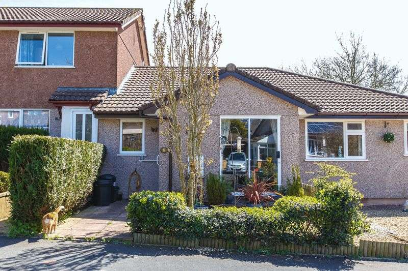 2 Bedrooms Bungalow for sale in Orchard Way, Lapford