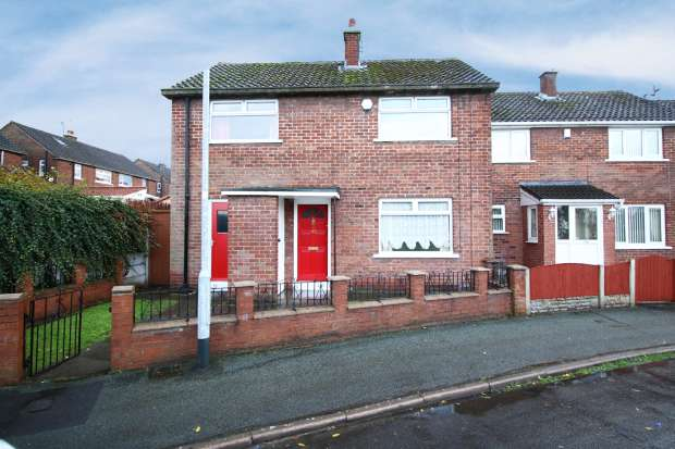 3 Bedrooms Semi Detached House for sale in Clapgate Crescent, Widnes, Cheshire, WA8 8UN