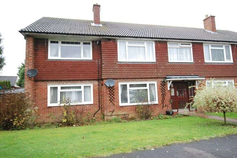 2 Bedrooms Flat for sale in Meadway, Sevenoaks