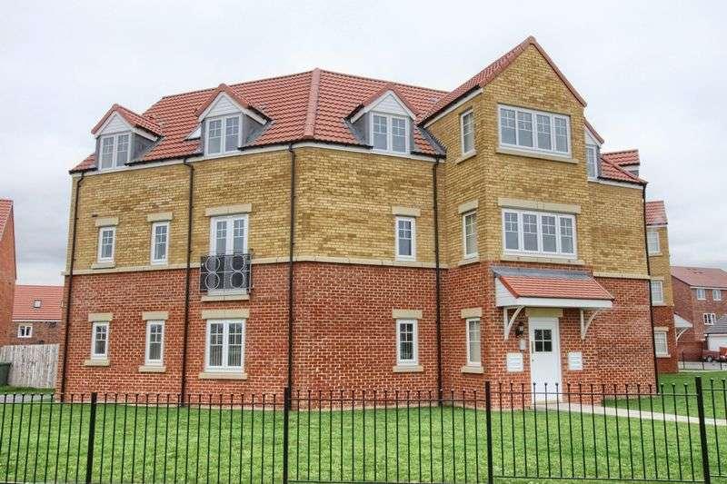 2 Bedrooms Flat for sale in Greensforge Drive, Ingleby Barwick