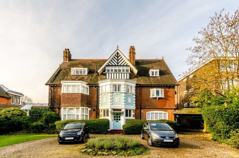 2 Bedrooms Flat for sale in Wickham Road, Beckenham, BR3