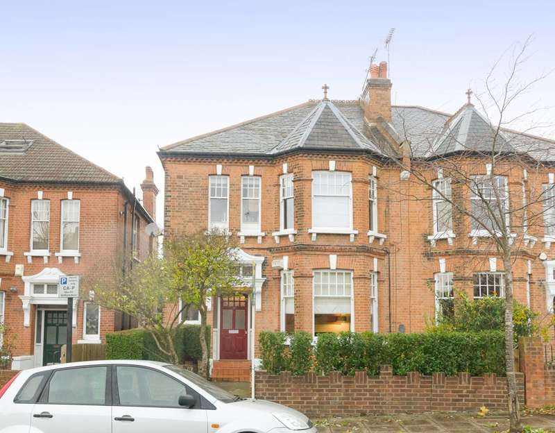 2 Bedrooms Flat for sale in Minster Road, West Hampstead, NW2