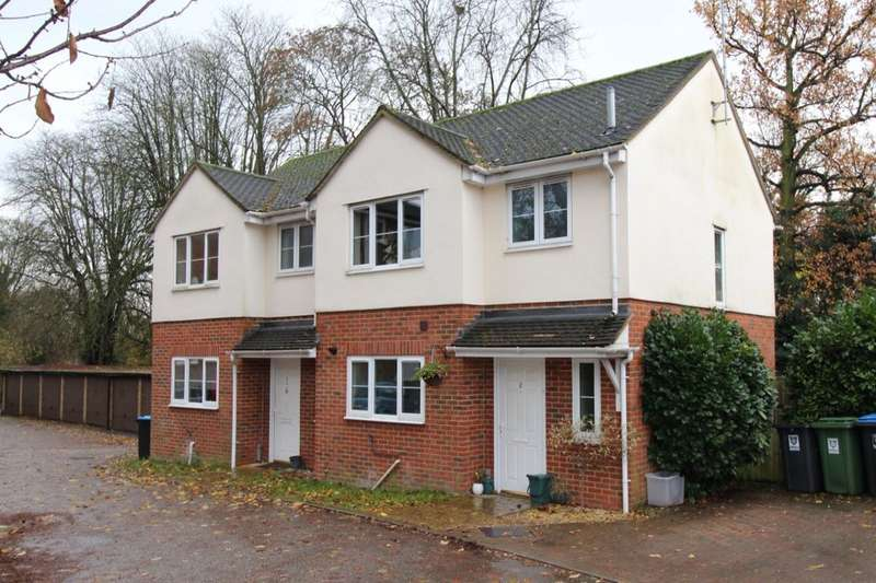 3 Bedrooms Semi Detached House for sale in Chalfont Mews, Hemel Hempstead, HP2