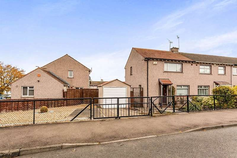 2 Bedrooms Semi Detached House for sale in The Circle, Danderhall, Dalkeith, EH22
