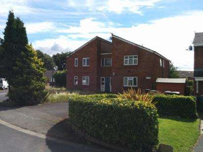 Flat for sale in Abinger Road, Ashton-in-Makerfield, Wigan, Greater Manchester, WN4
