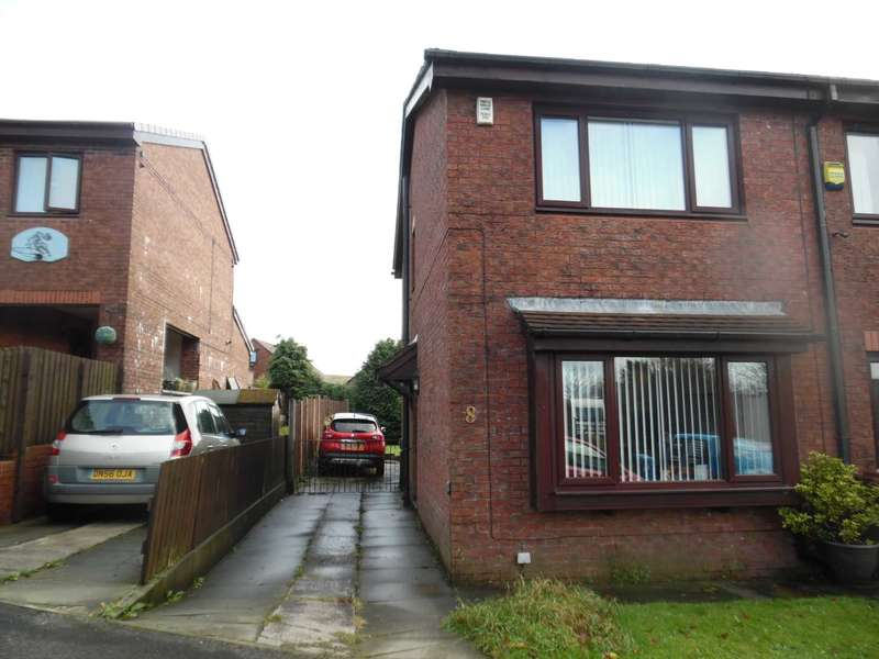 2 Bedrooms Town House for sale in Erlesmere Close, Moorside