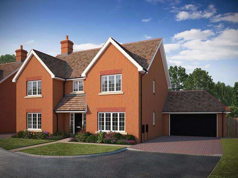 5 Bedrooms Detached House for sale in Kendal End Road, Barnt Green, Worcestershire