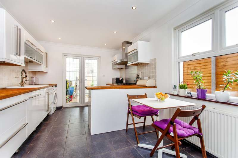 3 Bedrooms House for sale in Whittington Road, Bowes Park, N22