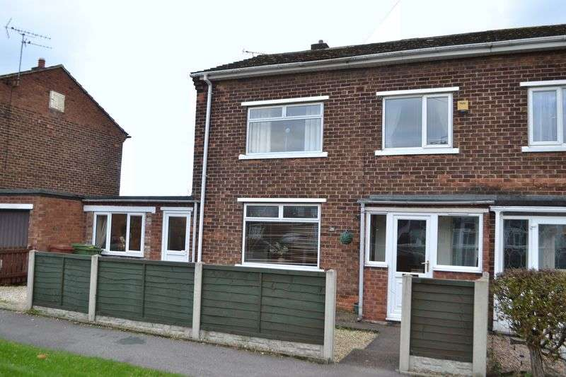3 Bedrooms Semi Detached House for sale in Crowland Avenue, Scunthorpe