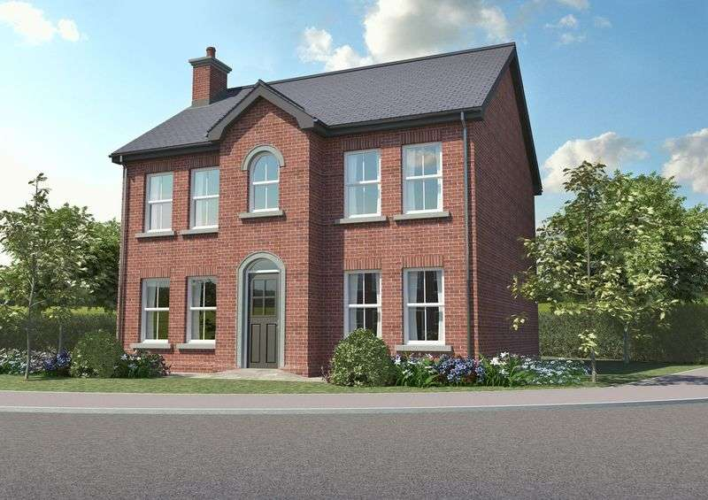 4 Bedrooms Detached House for sale in Site 14 Gosford View Manor, Markethill