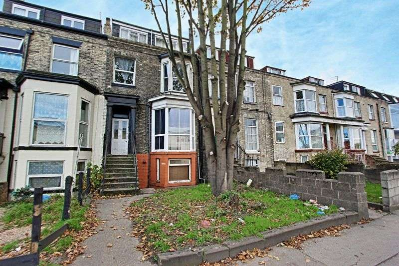 2 Bedrooms Flat for sale in Anlaby Road, Hull