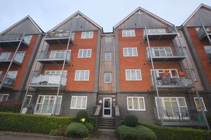 2 Bedrooms Flat for sale in Millward Drive, Bletchley, Milton Keynes