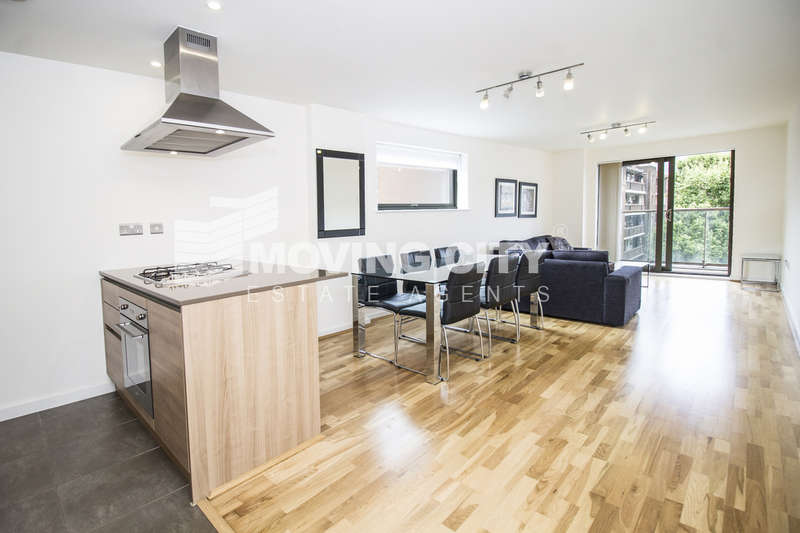 2 Bedrooms Flat for sale in Chi Building, 54 Crowder Street, Shadwell