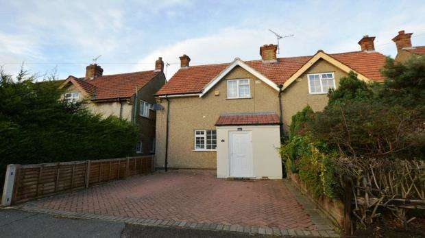 3 Bedrooms Semi Detached House for sale in Thornton Avenue, West Drayton