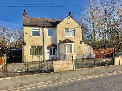 3 Bedrooms Detached House for sale in Wigan Road, Leigh, Greater Manchester