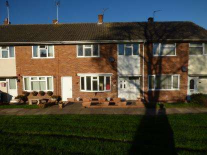 4 Bedrooms Terraced House for sale in Masefield Drive, Highfields, Stafford
