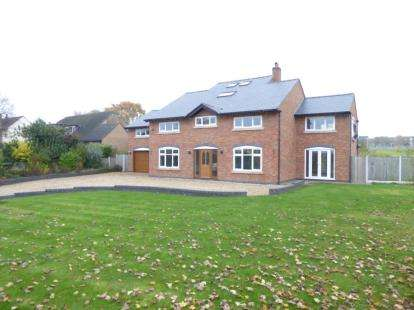 6 Bedrooms Detached House for sale in Delph Lane, Daresbury, Warrington, Cheshire