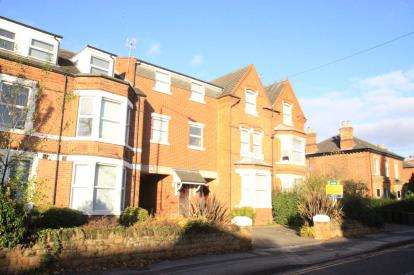 2 Bedrooms Flat for sale in Loughborough Road, West Bridgford, Nottingham