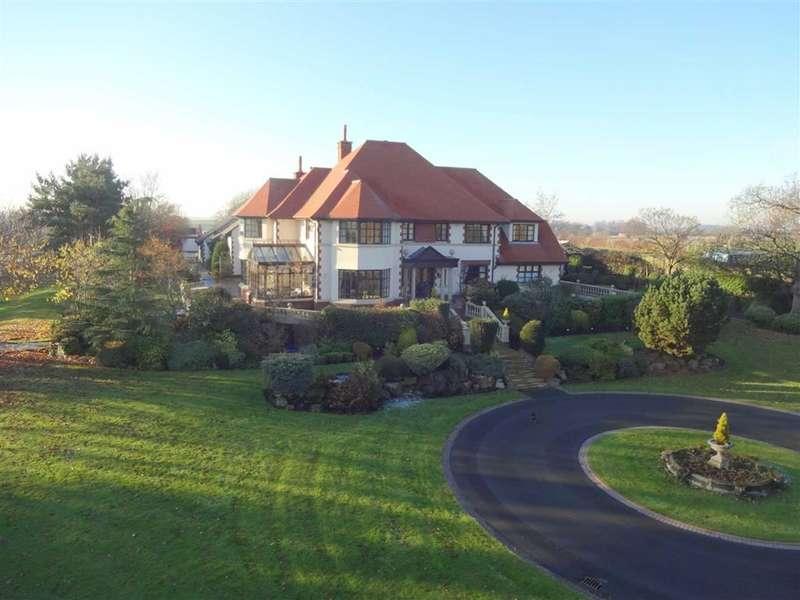 5 Bedrooms Property for sale in Singleton Road, Weeton, Weeton