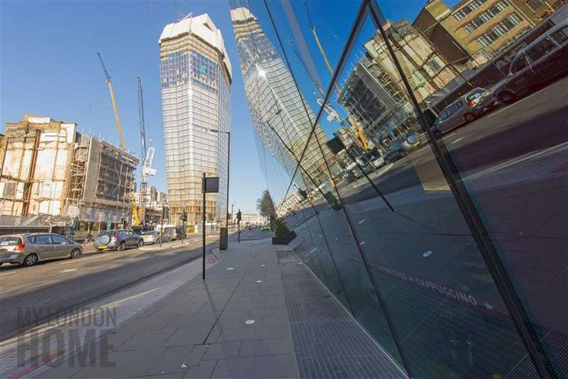 3 Bedrooms Property for sale in One Blackfriars, Southwark, London, SE1