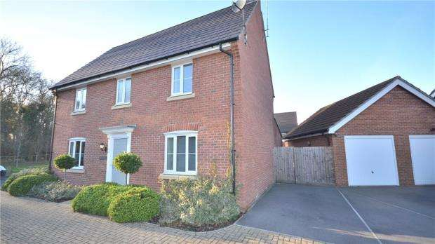 4 Bedrooms Detached House for sale in Hewett Lea, Bracknell, Berkshire