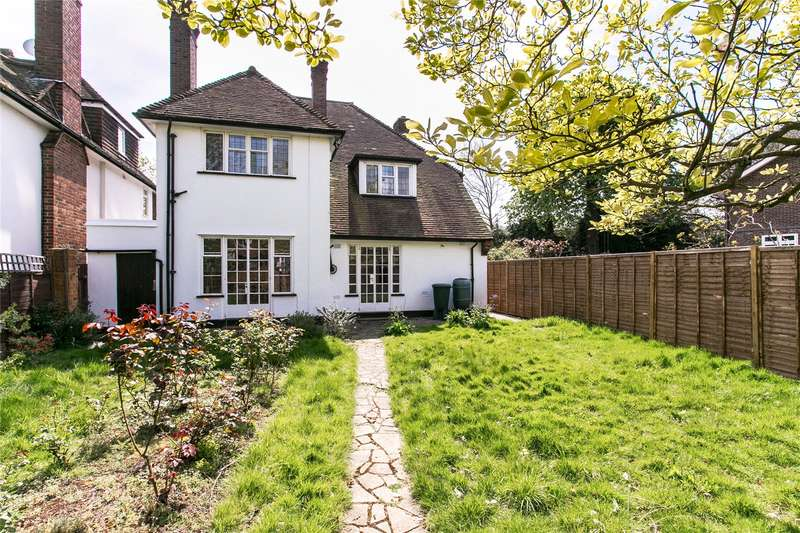 4 Bedrooms House for sale in Sydenham Hill, London, SE26