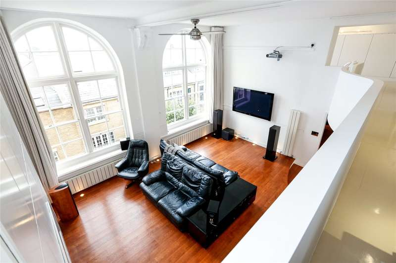 3 Bedrooms Flat for sale in Lyham Road, Clapham Park, London, SW2