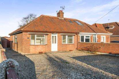 3 Bedrooms Bungalow for sale in Thorpe St Andrew, Norwich, Norfolk