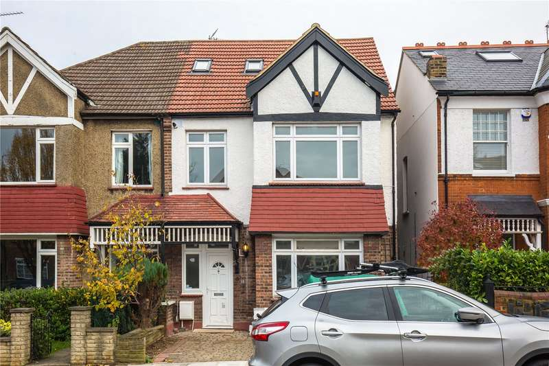 4 Bedrooms Apartment Flat for sale in Ashurst Road, North Finchley, N12