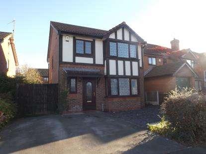 3 Bedrooms Detached House for sale in Ffordd Parc Castell, Bodelwyddan, Rhyl, Denbighshire, LL18
