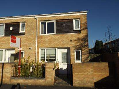 3 Bedrooms End Of Terrace House for sale in Tarleton Street, Manchester, Greater Manchester